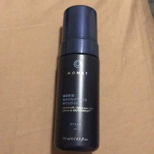 Brand new Monat Moxie Magnifying Mousse!